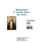 CD Neuvaine à sainte Rose de Lima