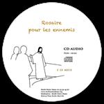 CD audio Rosaire pour les ennemis - 2 CD