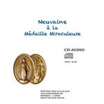 CD Neuvaine à la Médaille Miraculeuse