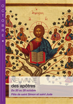 Neuvaine des apôtres