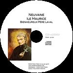 CD Neuvaine au bienheureux Père Laval - Ile Maurice