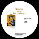 CD audio rosaire pour les malades - (2CD)