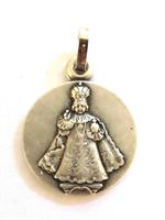 Médaille Enfant Jésus de Prague 16 mm