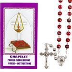 Chapelet pour le clergé défunt