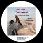 Le Nouveau Testament - CD MP3 AUDIO - 2 CD