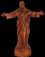 Statue du Sacré-Cœur, protecteur des familles