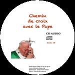 CD - Chemin de croix avec le pape Jean-Paul II