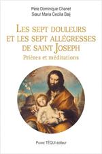 Les sept douleurs et les sept allégresses de saint Joseph