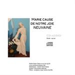 CD Neuvaine Marie Cause de notre joie
