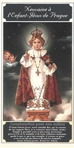 Neuvaine à l'Enfant Jésus de Prague (Priant)