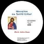 CD Neuvaine au Sacré-Cœur de Jésus
