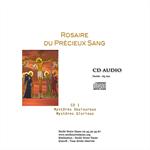 CD audio Rosaire du Précieux Sang - 2 CD