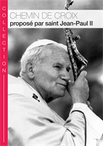 Chemin de croix avec le pape Jean-Paul II