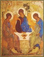 Icône Sainte Trinité 154.72