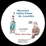 CD Neuvaine à Notre-Dame de Lourdes