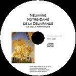 CD Neuvaine à Notre Dame de la Délivrande  - La Martinique