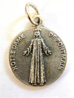 Médaille Notre Dame de Pontmain - 18 mm