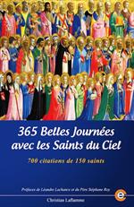 365 belles journées avec les saints du ciel