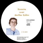 CD audio Rosaire avec Marthe Robin - 2 CD