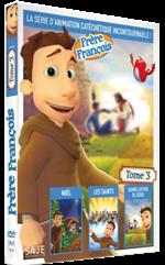 DVD - Frère François Tome 3 - Noël, les saints...