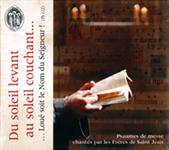 CD St Jean - Psaumes - St Jean - Du soleil levant au soleil couchant