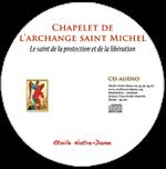 CD audio - Chapelet de saint Michel archange