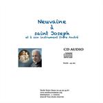 CD Neuvaine à Saint Joseph de Montréal et à son instrument, frère André