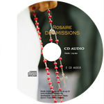 CD audio Rosaire des Missions - 2 CD