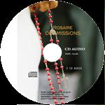 CD audio Rosaire des Missions - 2 CD