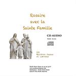 CD audio Rosaire de la Sainte Famille - 2 CD
