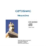 CD Neuvaine Notre Dame des Graces de Cotignac