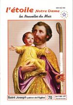 Bulletin n°70 sur Saint Joseph