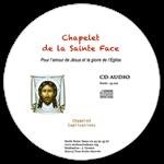 CD audio - Chapelet de la Sainte Face