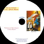 CD Audio 15 Oraisons et 7 Pater Noster