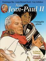 Avec Jean Paul II T2 BD