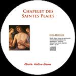 CD audio - Chapelet des 5 saintes plaies