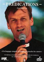 DOUBLE DVD - Prédications du Père René-Luc