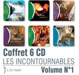 COFFRET 1 - Les incontournables Il est vivant - 6 CD AUDIO
