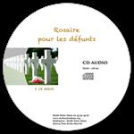 CD audio Rosaire pour les défunts - 2 CD