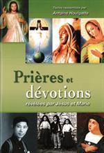 Prières et dévotions révélées par Jésus à Marie