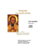 CD audio Rosaire du Curé d'Ars - 2 CD
