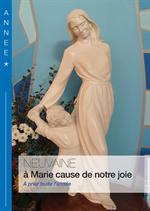 Neuvaine Marie Cause de notre joie