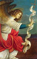 Image plastifiée à Saint Gabriel