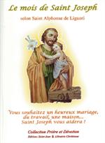 Le mois de Saint Joseph (Ed. St Jean)