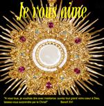 CD - JE VOUS AIME - Pour les œuvres du Père Bernardine