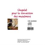 CD audio - Chapelet pour la conversion des Musulmans