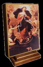 Icône Marie qui défait les nœuds - 10 x 15 cm