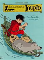 Les aventures de Loupio Tome 5 Les deux Iles...