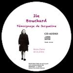 CD AUDIO - ETOILE ND raconte L'Ile-Bouchard - Témoignage de Jacqueline Aubry