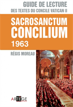 SACROSANCTUM CONCILIUM 1963 - Guide de lecture